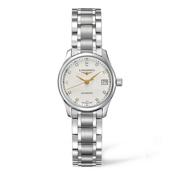 Longines - L21284776 Master Ladies Automatic Bracelet Watch