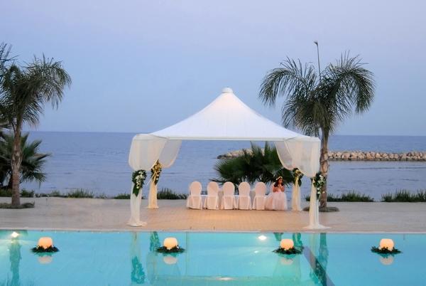 Palm Beach Hotel and Bungalows, Larnaka, Cyprus