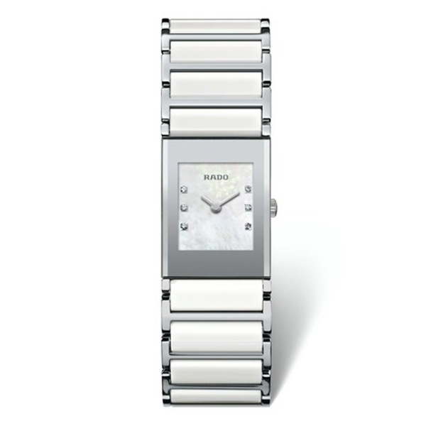 Rado - R20747901 Integral Jubile Mother of Pearl Dial Watch