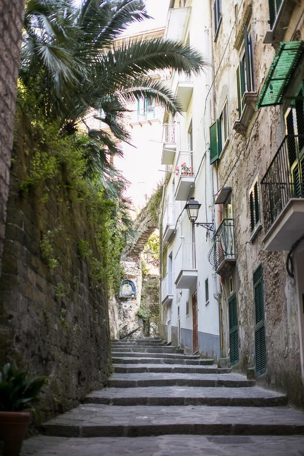 Street in Sorrento, Italy