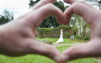 A Handmade, Shabby Chic Wedding at Langdon Court