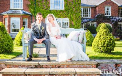 A Country Wedding at The Garden Barn