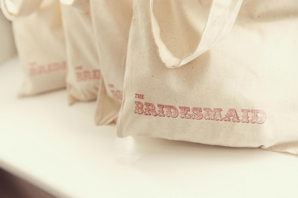 Bridesmaid bags