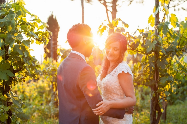 An Intimate Wedding in the Hills of Sorrento