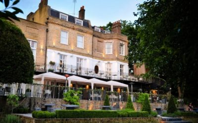 Our Stay at The Bingham, Richmond-Upon-Thames