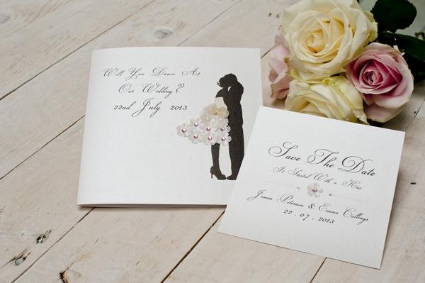 Milk Honey Wedding Stationery - Five Dollar Shake Weddings