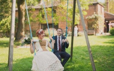 An Alternative Wedding at Loudwater Farm