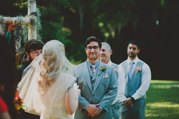 13 - A Colourful Wedding at Magnolia Plantation and Gardens