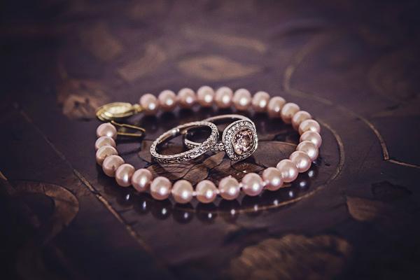 Bracelet and rings
