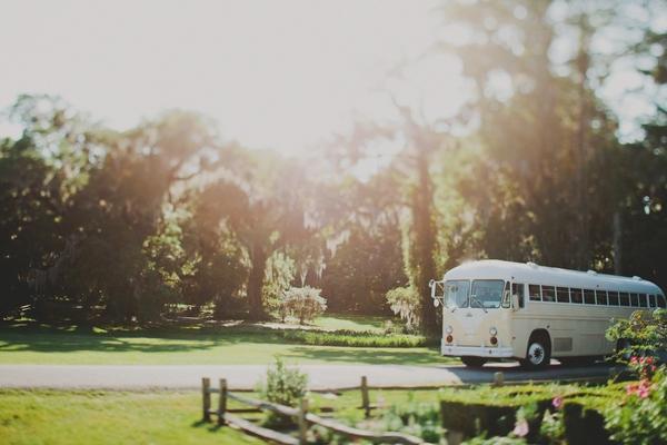Vintage bus
