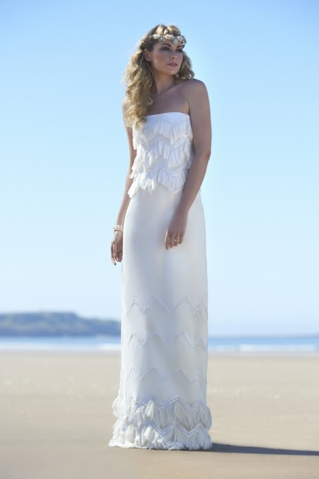Adelaide Wedding Dress - Stephanie Allin Always and Forever 2015 Bridal Collection