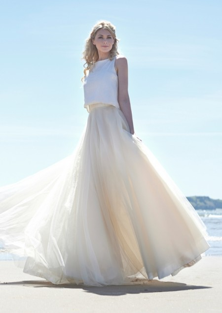 After Midnight Wedding Dress - Stephanie Allin Always and Forever 2015 Bridal Collection