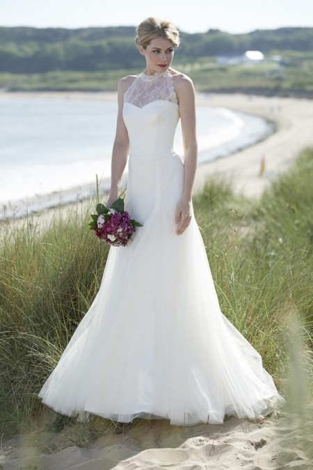 Alexa Wedding Dress - Stephanie Allin Always and Forever 2015 Bridal Collection