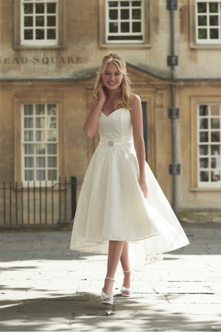 Alice Wedding Dress - So Sassi 2015 Bridal Collection