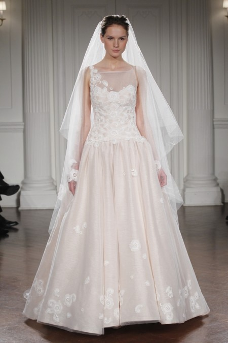 Alice in Everland Wedding Dress - Peter Langner 2015 Bridal Collection