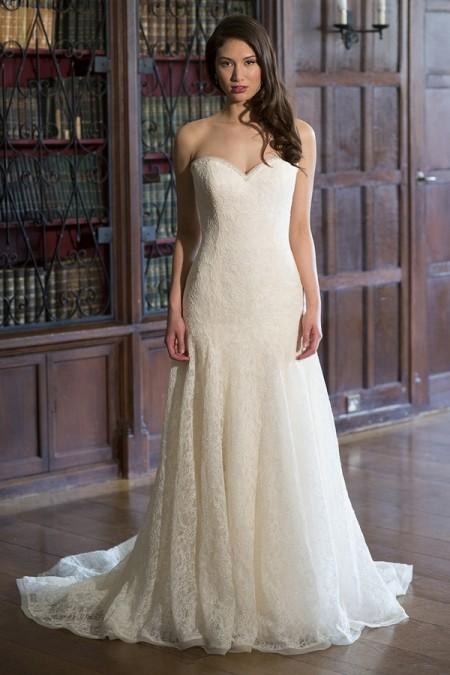 Amanda Wedding Dress - Augusta Jones The Hallmark 2015 Bridal Collection