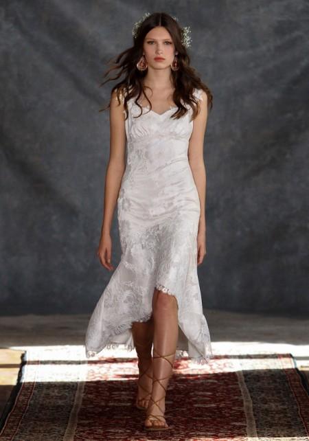 Amour Wedding Dress - Claire Pettibone Romantique 2015 Bridal Collection