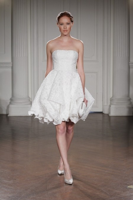 Annette Wedding Dress - Peter Langner 2015 Bridal Collection