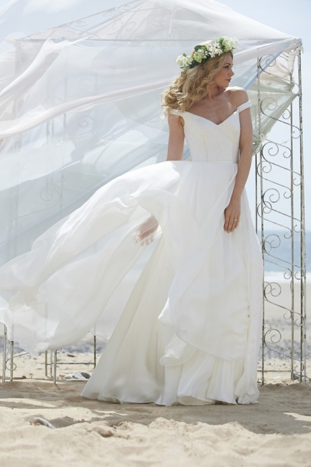 Anya Wedding Dress - Stephanie Allin Always and Forever 2015 Bridal Collection