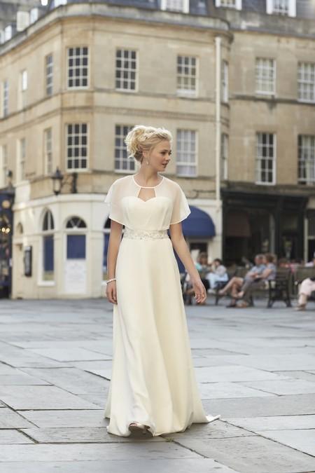 Arabella Wedding Dress - So Sassi 2015 Bridal Collection