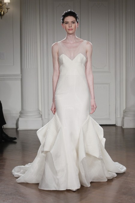 Arpege Wedding Dress - Peter Langner 2015 Bridal Collection
