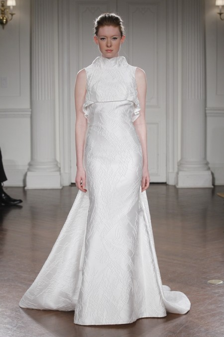 Astrid Wedding Dress - Peter Langner 2015 Bridal Collection