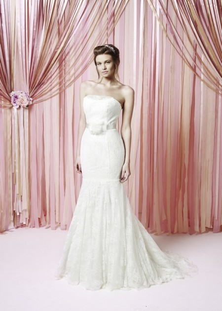 Aubrey Wedding Dress - Charlotte Balbier Iscoyd Park 2015 Bridal Collection