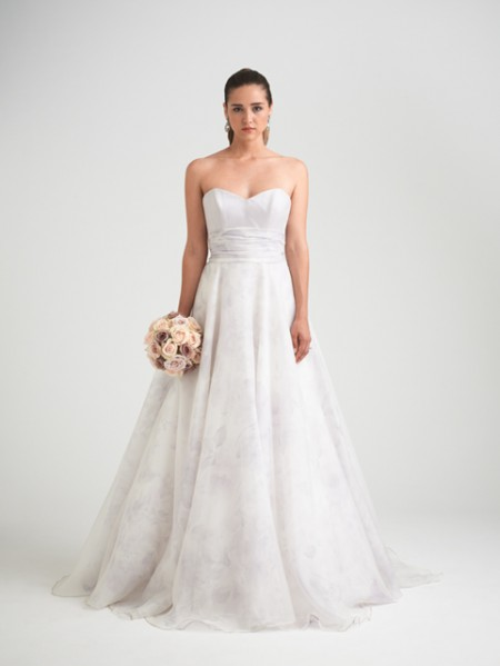 Avignon Wedding Dress - Caroline Castigliano Opera 2015 Bridal Collection