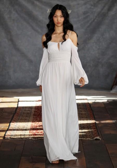 Bianca Wedding Dress - Claire Pettibone Romantique 2015 Bridal Collection