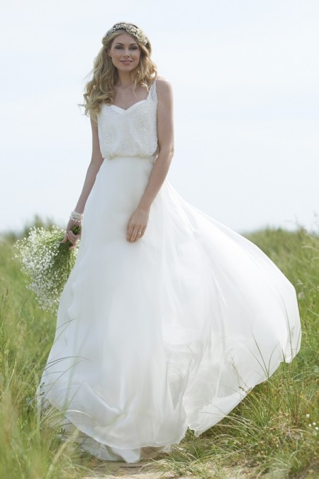 Cameron Wedding Dress - Stephanie Allin Always and Forever 2015 Bridal Collection