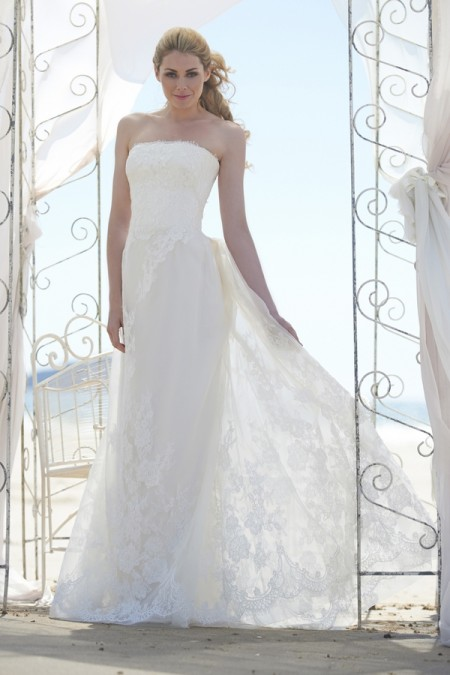 Cassie Wedding Dress - Stephanie Allin Always and Forever 2015 Bridal Collection
