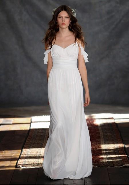 Ceylon Wedding Dress - Claire Pettibone Romantique 2015 Bridal Collection