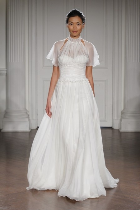 Chantal Wedding Dress - Peter Langner 2015 Bridal Collection