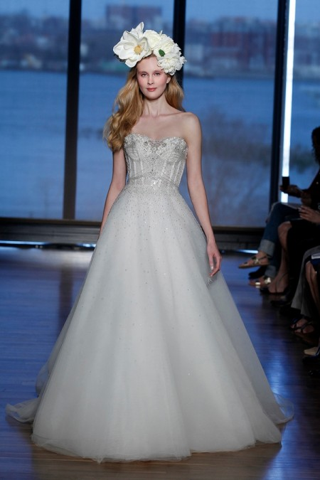 Christel Wedding Dress - Ines Di Santo Spring/Summer 2015 Bridal Collection