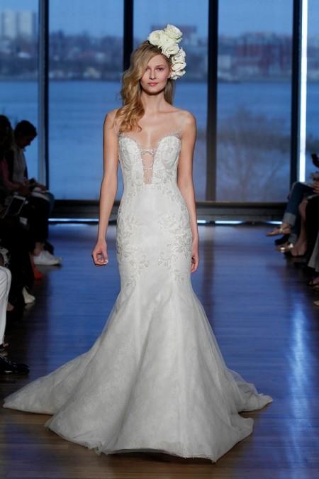 Ciela Wedding Dress - Ines Di Santo Spring/Summer 2015 Bridal Collection