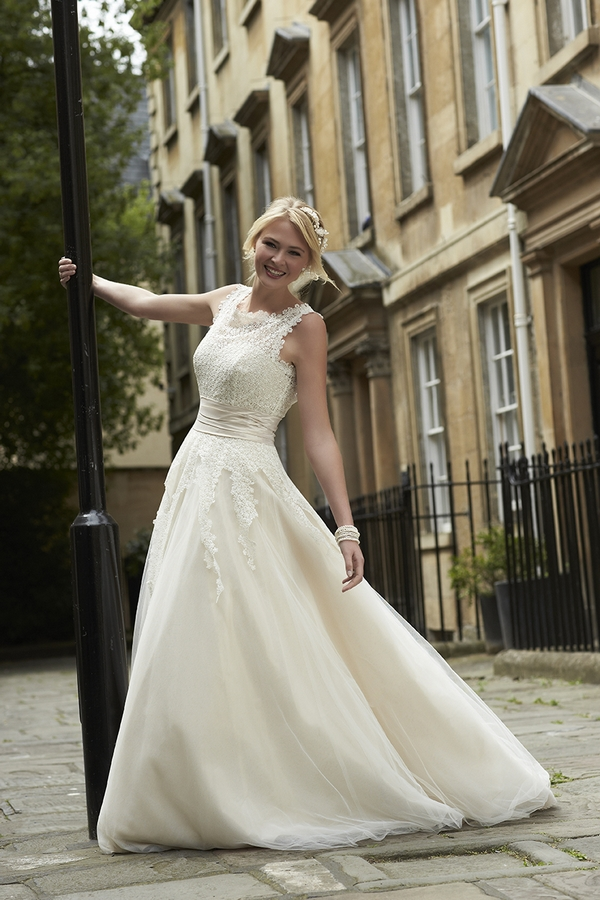Cleo Wedding Dress - So Sassi 2015 Bridal Collection