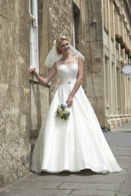 Colette Wedding Dress - So Sassi 2015 Bridal Collection