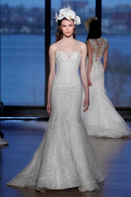 Damaris Wedding Dress - Ines Di Santo Spring/Summer 2015 Bridal Collection