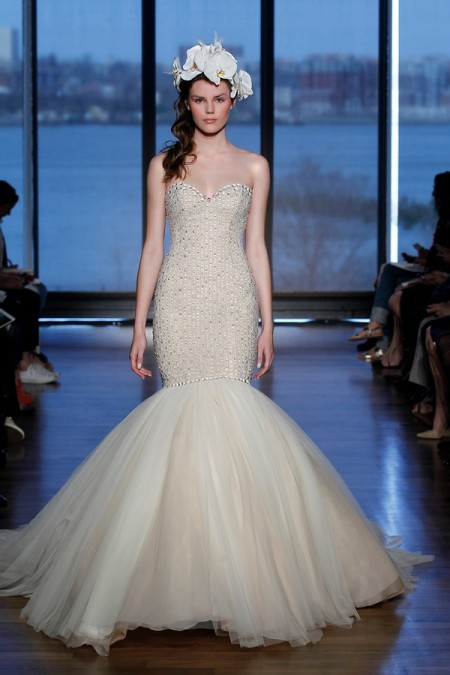 Danica Wedding Dress - Ines Di Santo Spring/Summer 2015 Bridal Collection