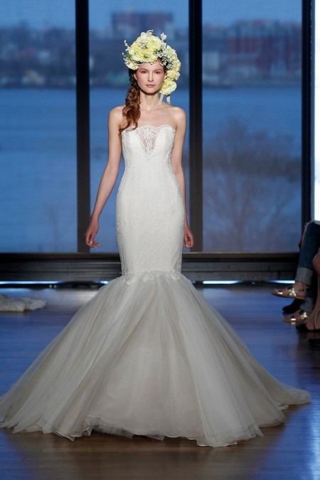 Destry Wedding Dress - Ines Di Santo Spring/Summer 2015 Bridal Collection