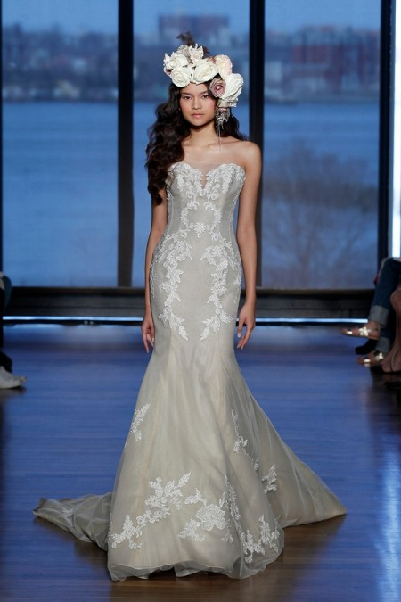 Eleni Wedding Dress - Ines Di Santo Spring/Summer 2015 Bridal Collection