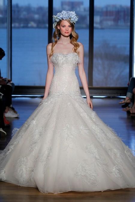 Farrah Wedding Dress - Ines Di Santo Spring/Summer 2015 Bridal Collection
