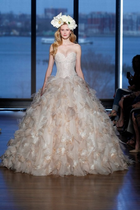 Gioia Wedding Dress - Ines Di Santo Spring/Summer 2015 Bridal Collection