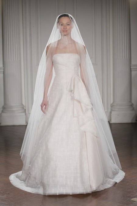 Glenn Wedding Dress - Peter Langner 2015 Bridal Collection