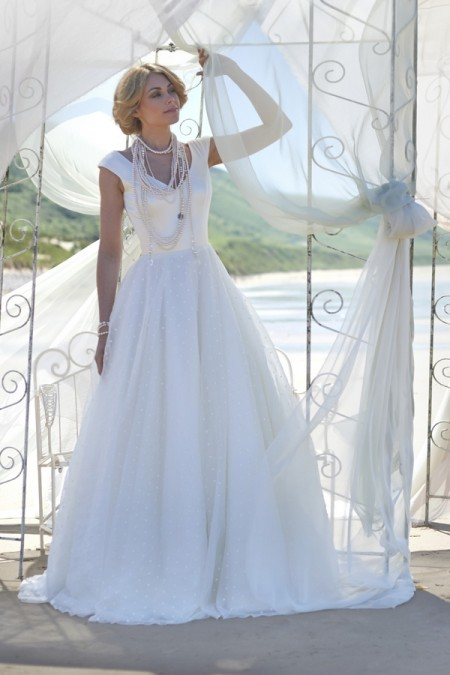 Grace Wedding Dress - Stephanie Allin Always and Forever 2015 Bridal Collection