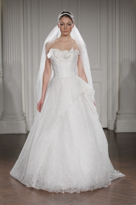Gweneth Wedding Dress - Peter Langner 2015 Bridal Collection