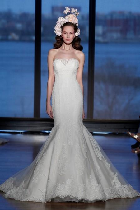 Hannah Wedding Dress - Ines Di Santo Spring/Summer 2015 Bridal Collection