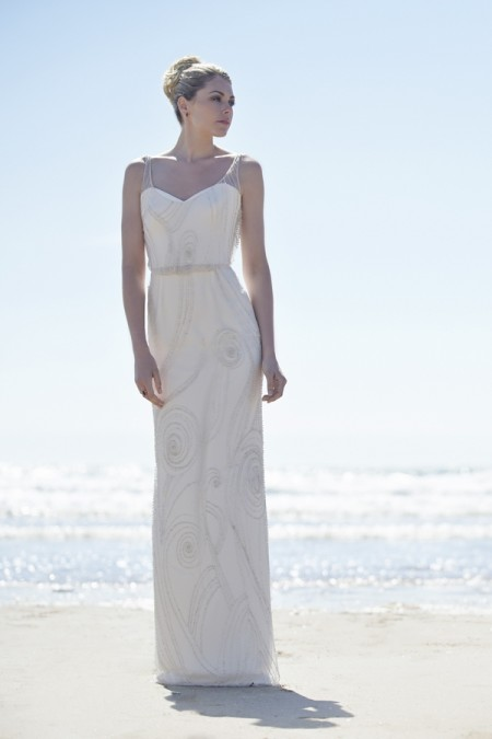 Harlem Wedding Dress - Stephanie Allin Always and Forever 2015 Bridal Collection
