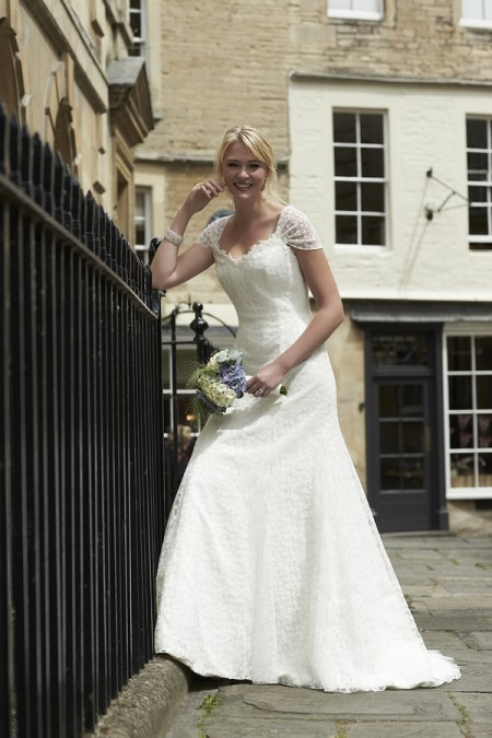 Harriet Wedding Dress - So Sassi 2015 Bridal Collection