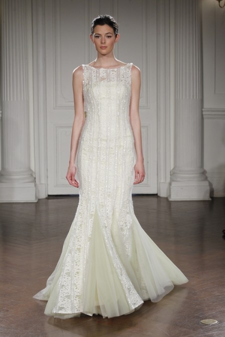 Jasmine Wedding Dress - Peter Langner 2015 Bridal Collection